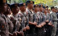 2 SSK Brimob dari Polda Malut dan Gorontalo Tiba di Timika