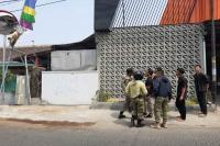 Tembok Rumah Warga Jadi Sasaran Vandalisme