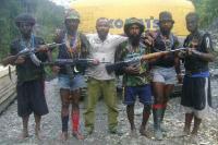 """KKB Pimpinan Egianus Kogoya """"Turun Gunung"""" Manfaatkan Situasi di Papua"""