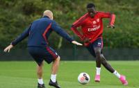 Pepe Kemungkinan Jadi Pilihan Emery di Laga Kontra Liverpool