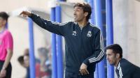 Tekuni Karier sebagai Pelatih, Raul Tangani Madrid Castilla
