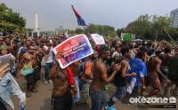 Polisi Pemberi Miras ke Mahasiswa Papua Berpangkat Kompol