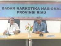 BNN Sebut Razia Satpol PP Pekanbaru Ganggu Operasi Pengungkapan Narkoba