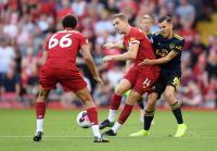 Henderson Enggan Bicarakan Peluang Juara Liverpool meski Awali Musim dengan Baik