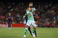Skor 1-1 Hiasi Laga Barcelona vs Real Betis di Babak Pertama