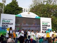 """Kementerian LHK Luncurkan Gerakan Nasional """"Ayo Pilah Sampah dari Rumah"""""""