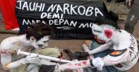 Malaysia Berencana Tidak Penjarakan Pengguna Narkoba