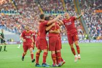 AS Roma Hajar Sassuolo 4-2