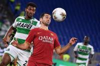 Hasil Pertandingan Liga Italia 2019-2020, Minggu 15 September