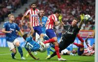 Atletico Tahan Juventus 2-2, Simeone: Kami Layak Menang