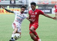 Persija Jakarta vs Bali United Masih Tanpa Gol