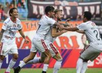 Bali United Menang 1-0 di Kandang Persija Jakarta