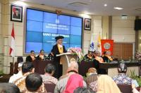 Orasi Ilmiah Deputi IV Kemenko PMK di Rapat Senat Terbuka Dies Natalis ke-64 FEB UGM