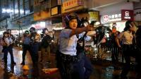 Amnesty International Sebut Polisi Hong Kong Lakukan Penyiksaan saat Tangani Protes