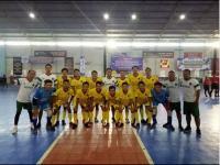 AXM Manado dan BJL 2000 Semarang ke Semifinal Liga Futsal Nusantara 2019