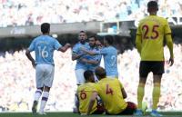 Sedihnya Sanchez Flores Lihat Watford Dibabat Habis Man City