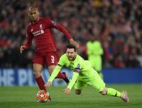 Kenang Kekalahan dari Liverpool, Messi: Itu Bukan Kesalahan Pelatih