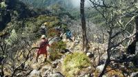 Delapan Pendaki Madipala UNM Tersesat di Gunung Lompobattang