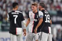 Van Der Sar Sebut De Ligt Mirip Cristiano Ronaldo