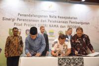 Bersama Empat Kota Lain, Bandung Jadi Pilot Project Pembangunan Sutri Nama dan Indobus