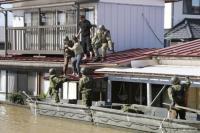 Topan Hagibis, Gelandangan Dilarang Masuk Pusat Penampungan Picu Perdebatan di Jepang
