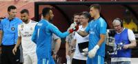 Andriy Lunin Nyesel Pergi dari Madrid jika Tahu Keylor Navas Pindah