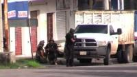 Putra Raja Narkoba Meksiko  Ditangkap, Picu Baku Tembak di Seluruh Kota