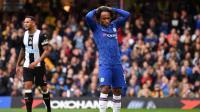 Chelsea vs Newcastle United Sama Kuat di Paruh Pertama