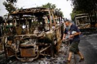 Kerusuhan Besar Guncang Ibu Kota, Chile Umumkan Keadaan Darurat