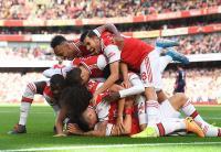 David Luiz Yakin Arsenal Bisa Juara Liga Inggris Musim Ini