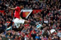 Gol Rashford Bawa Man United Ungguli Liverpool di Babak Pertama