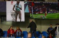 Suporter Liverpool Hina Pemain Sendiri di Kandang KRC Genk