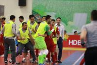 Jika Menang Lawan Myanmar, Timnas Futsal Indonesia Lolos ke Piala Asia 2020
