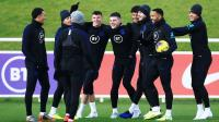 Maguire Bantah Timnas Inggris Terpecah Gara-Gara Perseteruan Sterling-Gomez
