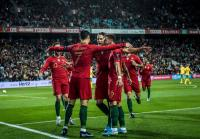 Hattrick Ronaldo Warnai Pesta Gol Portugal ke Gawang Lithuania