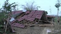 Ratusan Rumah di Grobogan Rusak dan 2 Ambruk Diterjang Angin Kencang