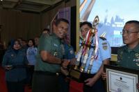 RSAU dr Esnawan Antariksa Jadi RS TNI Tingkat II Terbaik