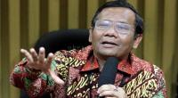Hadiri Syukuran KAHMI, Mahfud MD Curhat Batal Jadi Wapres