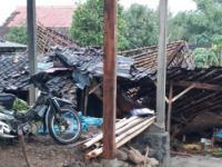 Belasan Rumah Warga Boyolali Rusak Diterjang Puting Beliung
