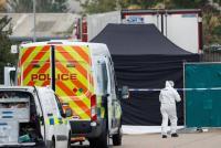 Seorang Pria Ditangkap Terkait Penemuan 39 Mayat Dalam Truk