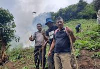 Polisi Musnahkan 7 Hektare Ladang Ganja di Mandailing Natal