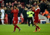 Wijnaldum: Gol Napoli Bangkitkan Liverpool di Babak Kedua