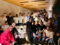 Tepis Isu Hengkang, Bale Hadiri Makan Malam Bersama Seluruh Skuad Madrid