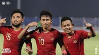 Dua Pemain Timnas Indonesia U-22 jadi Perhatian Myanmar Jelang Semifinal SEA Games 2019