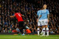 Guardiola Tak Menyesal Man City Kalah dari Man United
