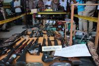 Senjata Ilegal di Lumajang Dijual Juga ke Daerah Konflik