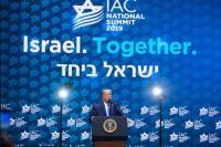 Trump: Sejumlah Yahudi Amerika Serikat Tidak Terlalu Mencintai Israel