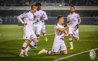 Milan Kembali Masuk 10 Besar Usai Berhasil Hajar Bologna 3-2