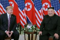 Korea Utara Sebut Trump Pria Tua Lalai