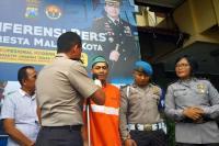 Tahanan Polresta Malang Kota Kabur karena Ingin Hadiri Pernikahan Anak
